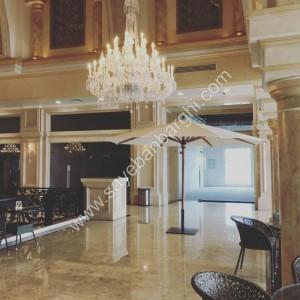 سایبان چتری هتل 01