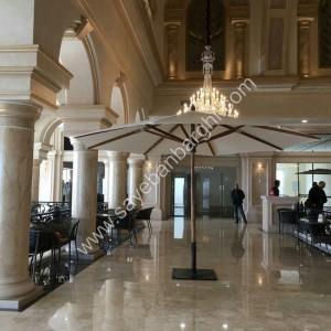 سایبان چتری هتل 02