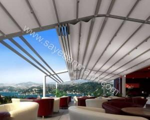 نمونه سقف متحرک