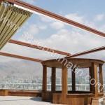 نمونه کارهای سقف جمع شونده 6