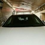 سایبان برقی پارکینگ عرض ۵ متر-04