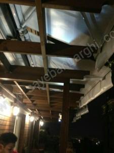 پروژه سایبان برقی بالکن منزل مسکونی ولنجک-05