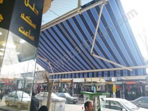 پروژه سایبان برقی نماینده مشکین شهر (2)