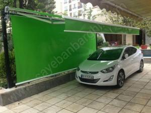 پروژه سایبان برقی و سایبان شید خودرو (3)