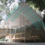 پروژه اجرا شده ی سقف متحرک برقی 05