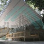 پروژه اجرا شده ی سقف متحرک برقی 2 01