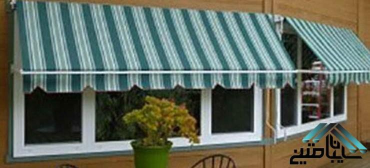 محافظت در مقابل آب و هوا با سایبان مغازه (1)