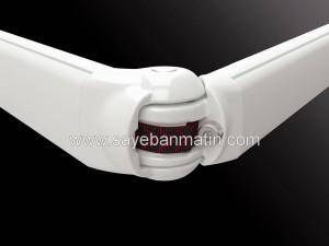 مفصل بازوی سایبان برقی